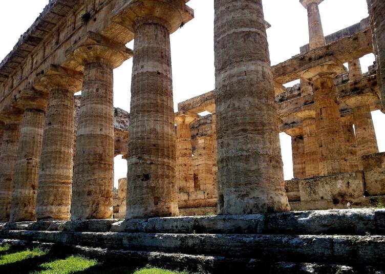 Templi di Paestum, foto di Flavia Barca